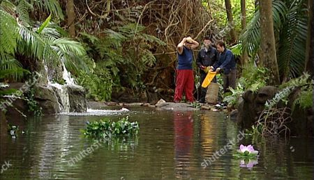 Editorial picture of 'I'M A CELEBRITY GET ME OUT OF HERE' TV SHOW, QUEENSLAND, AUSTRALIA - MAY 2003
