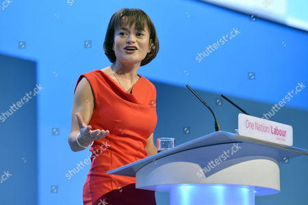 Party Chairman Johanna Baxter  Labour Party Annual Conference At The Brighton Centre East Sussex.  22.9.13.