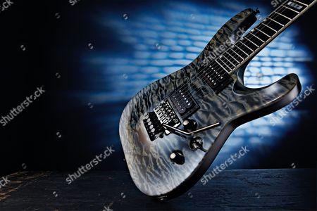 Stock Image of An Esp Original Series Horizon-ctm Electric Guitar