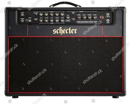 A Schecter Hellraiser Stage 100 Combo Amplifier