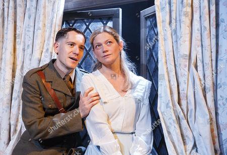 Gabriel Vick (Richard Newton-Clare), Sophie Ward (Naomi Jacklin)