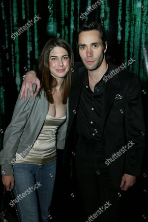 Amanda Goldberg and Justin Murdock