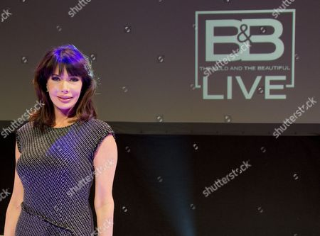 Editorial photo of 'The Bold and the Beautiful' Live, Utrecht, Netherlands - 04 Oct 2014