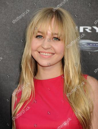 Stock Photo of Justine Dorsey