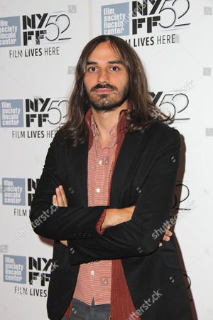 Editorial image of 'The Princess of France' film screening at the 52nd New York Film Festival, New York, America - 06 Oct 2014