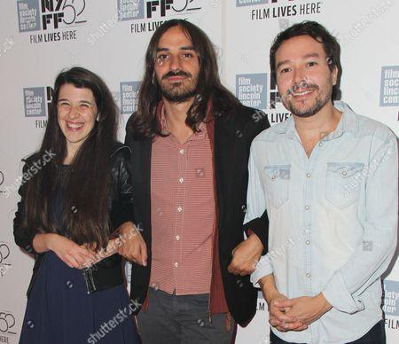 Maria Villar, Matias Pineiro, Jeronimo Rodriguez
