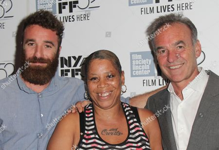 Barney Broomfield, Pam Brooks, Nick Broomfield
