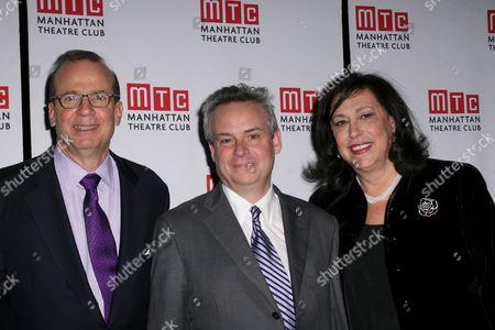 Barry Grove, Doug Hughes, Lynne Meadow