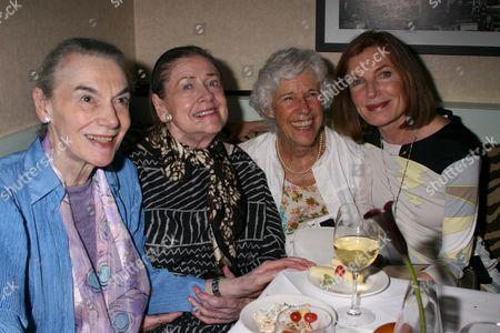 Marian Seldes, Elizabeth Wilson, Frances Sternhagen, Susan Sullivan