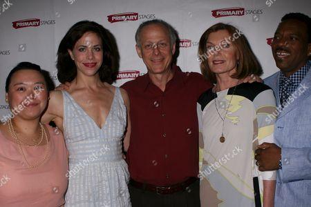 Carmen M Herlihy, Jennifer Regan, Mark Blum, Susan Sullivan, Dathan B Williams
