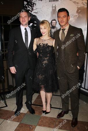 Gary Shore, Sarah Gadon, Luke Evans