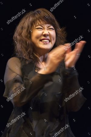 Stock Picture of Youn Sun Nah