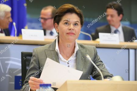 European Parliament - Hearing of the Commissioner designate Alenka Bratusek