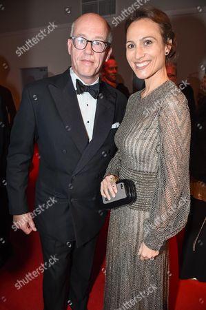 Sir Harry Nuttall and Lady Dalit Nuttall