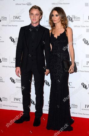 Tom Felton, Jade Olivia