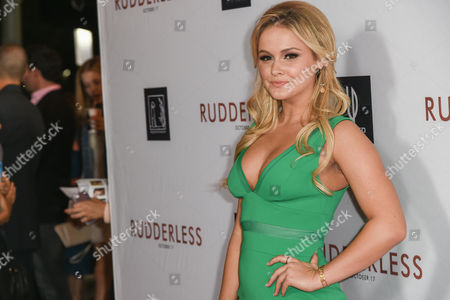 Editorial image of 'Rudderless' film premiere, Los Angeles, America - 07 Oct 2014