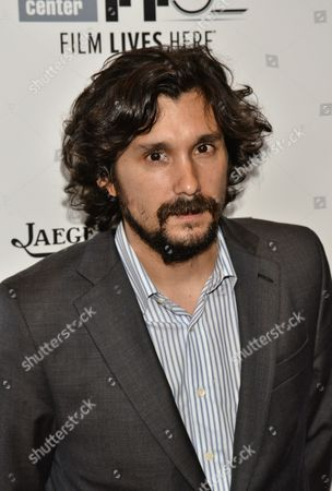 Lisandro Alonso attends 'Jauja' film premiere