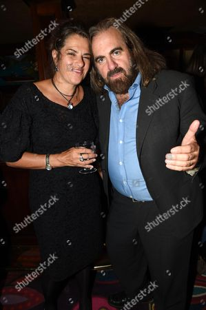 Tracey Emin and Arthur Baker