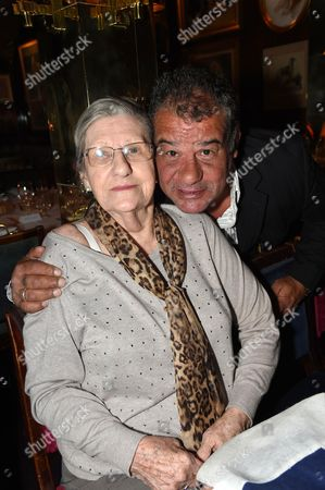Pamela Cashin and Paul Emin