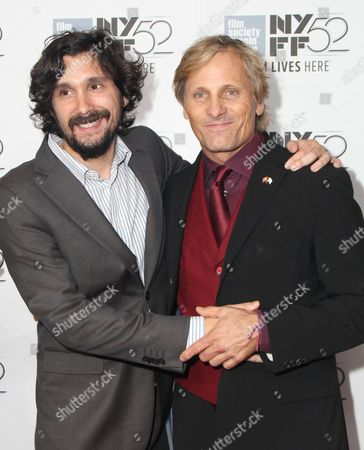 Editorial photo of 'Jauja' film premiere at The 52nd New York Film Festival, America - 07 Oct 2014