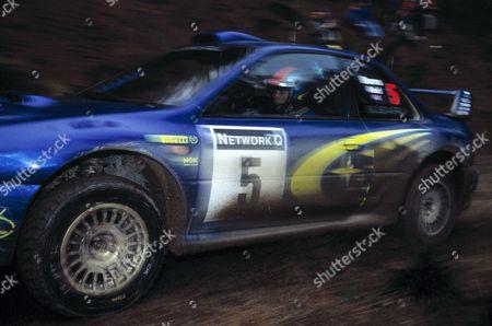 Subaru Impreza WRC99