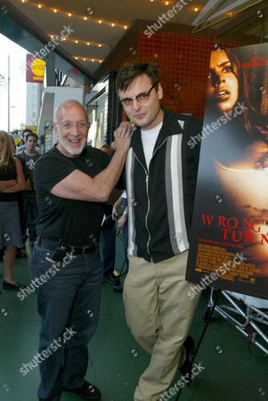 Producer Stan Winston and Director Rob Schmidt