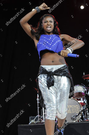 Stock Photo of Coco Jones