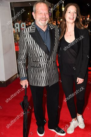 Terry Gilliam and Holly Gilliam