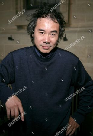 Editorial image of Chen Xiwo 'The Book of Sins' book promotion at Blackwell's, Oxford, Britain - 08 Oct 2014