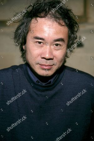 Editorial photo of Chen Xiwo 'The Book of Sins' book promotion at Blackwell's, Oxford, Britain - 08 Oct 2014