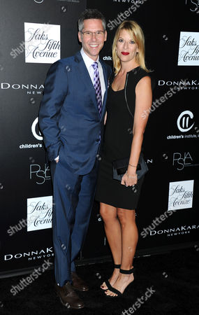 Stock Picture of John Henson and wife
