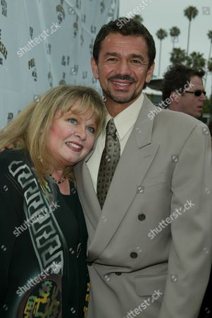 Sally Struthers and Adrian Zmed