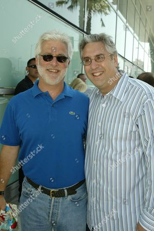 Paramount's Rob Friedman and Executive Producer Albie Hecht