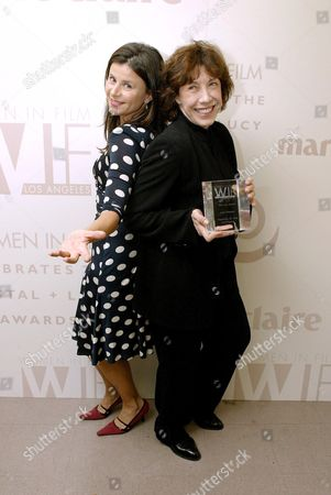 Lily Tomlin and Tracy Ullman