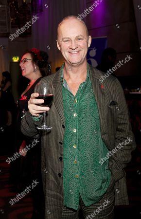 Editorial photo of THT Supper Club, Underglobe SE1, London, Britain - 08 Oct 2014