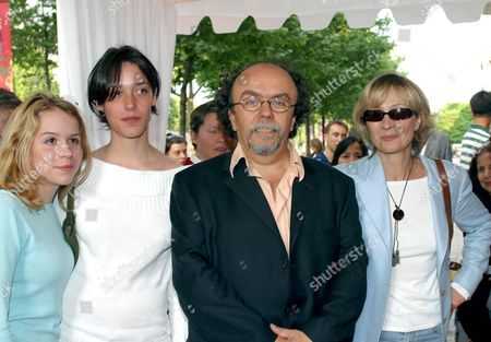 JEAN MICHEL RIBES AND HIS FAMILY