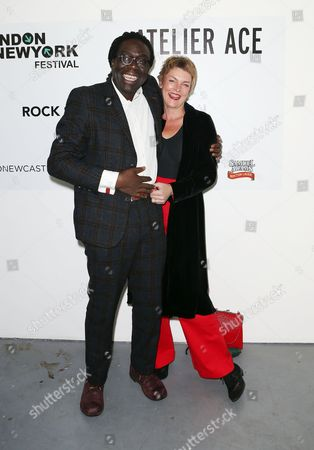 Editorial image of Opening of photographer Bob Gruen's 'Rock Seen' exhibition, London, Britain - 09 Oct 2014