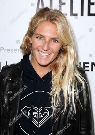 World Champion Surfer Stephanie Gilmore