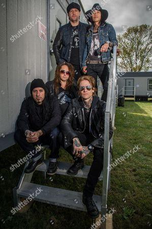 Editorial photo of Louder Than Life Festival, Louisville, Kentucky, America - 05 Oct 2014