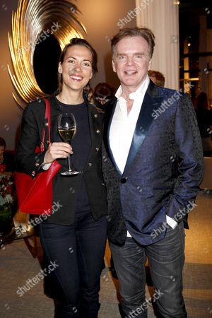 Katerina Pospisilova and Christopher Guy Harrison