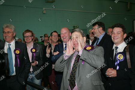 UKIP Heckle Liz McInnes after the result of the Middleton & Heywood By-Election