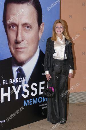 Baroness Carmen Von Thyssen-Bornemisza