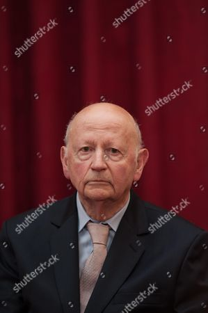 Cannes Film Festival Former President Gilles Jacob