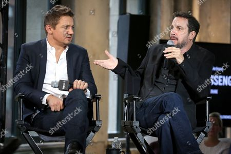 Jeremy Renner and Michael Cuesta