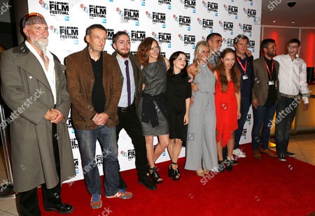 Editorial picture of 'The Goob' film premiere, 58th BFI London Film Festival, London, Britain - 10 Oct 2014