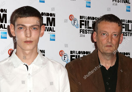 Editorial photo of 'The Goob' film premiere, 58th BFI London Film Festival, London, Britain - 10 Oct 2014
