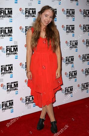 Editorial photo of 'The Goob' film premiere, 58th BFI London Film Festival, London, Britain - 10 Oct 2014