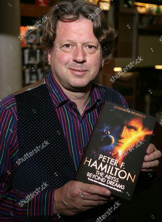 Peter F. Hamilton