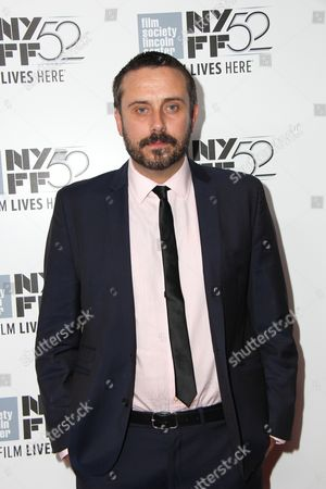 Jeremy Scahill at the Citzenfour film screening