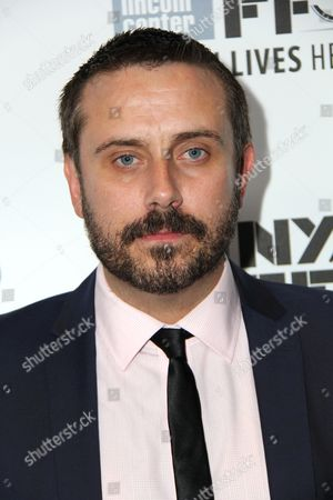 Stock Image of Jeremy Scahill at the Citzenfour film screening